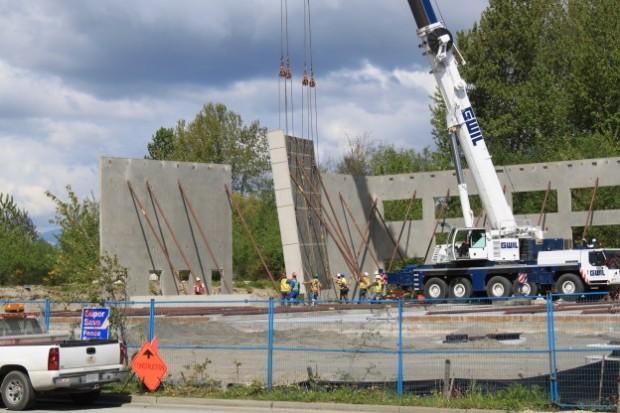 Concrete Tilt Up Construction By Vancouver Ready Mix