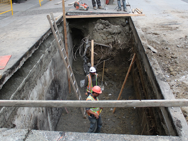 Vancouver Ready Mix Concrete Commercial Services