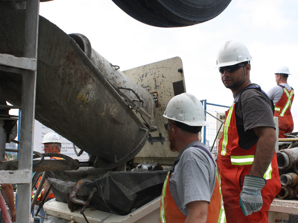 Commercial Services | Vancouver Ready Mix | Commercial