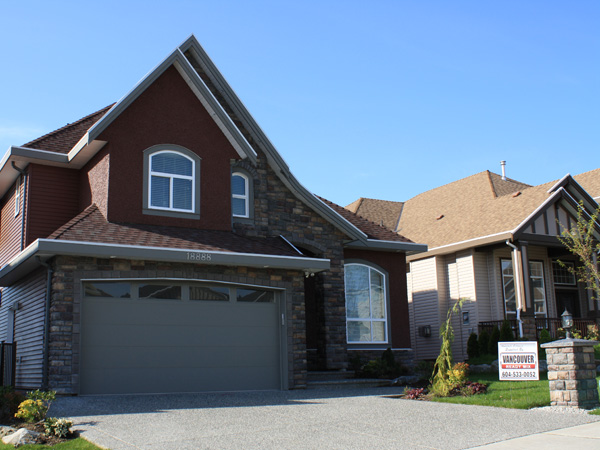 Driveways by Vancouver Ready Mix