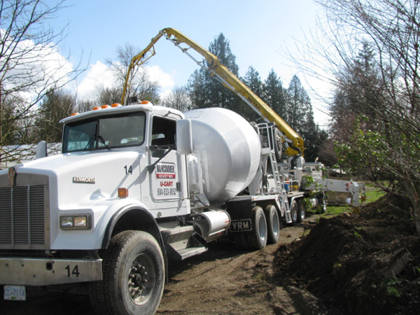Foundations and Floors by Vancouver Ready Mix