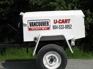 Vancouver Ready Mix U-Cart
